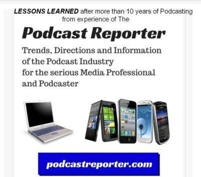 Podcastreporter.com
